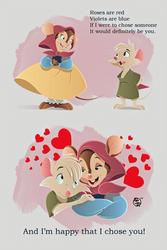 Timmy x Tanya - Valentines' Haiku