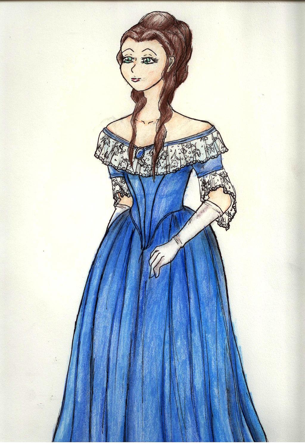 Victorian Era Dress by Saffir23 on DeviantArt