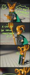 Meet Loki [translation included] by riziak