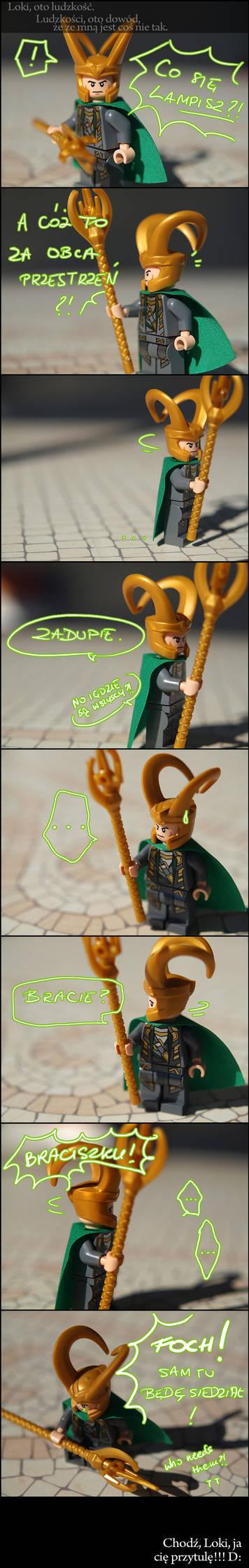 Meet Loki [translation included]