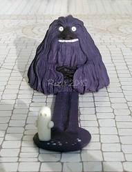 Fig: Buka incense holder