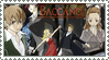 Stamp - Baccano with text by Suxinn
