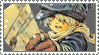 Stamp - Tegami Bachi by Suxinn