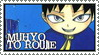 Stamp: Muhyo and Rouji by Suxinn
