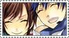 Stamp - Vocaloid: KaitoxMeiko by Suxinn