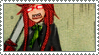 Stamp - Kuroshitsuji: Grell by Suxinn