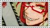Stamp - Kuroshitsuji: Grell 3 by Suxinn