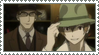 Stamp - Baccano 4 by Suxinn