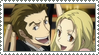 Stamp - Baccano 13 by Suxinn