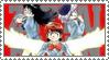 Stamp - Zettai Karen Children by Suxinn