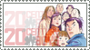 Stamp - 20th Century Boys by Suxinn
