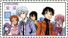Stamp - Mirai Nikki 2 by Suxinn