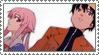 Stamp - Mirai Nikki 3 by Suxinn