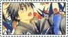 Stamp - Kekkaishi: Yoshimori by Suxinn