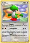 Yoshi Card N64