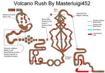 Volcano Rush