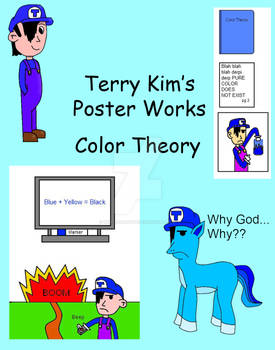Color Theory Poster Cover