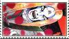 Johannes Krauser II stamp by Bamseline