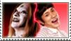 Krauser-Negishi stamp by Bamseline