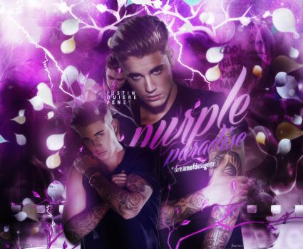 +Purple Paradise by DreamofDesigner