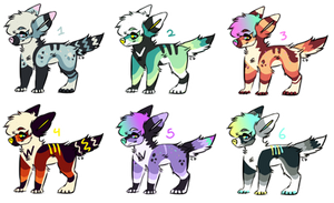 Doggo Adopts [OPEN] by ink-bits