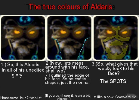 the true colours of aldaris by oyee on deviantart