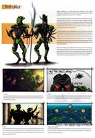 Character Sheet - DoD -Sethuldur by Oyee