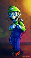Luigi by TigerToony