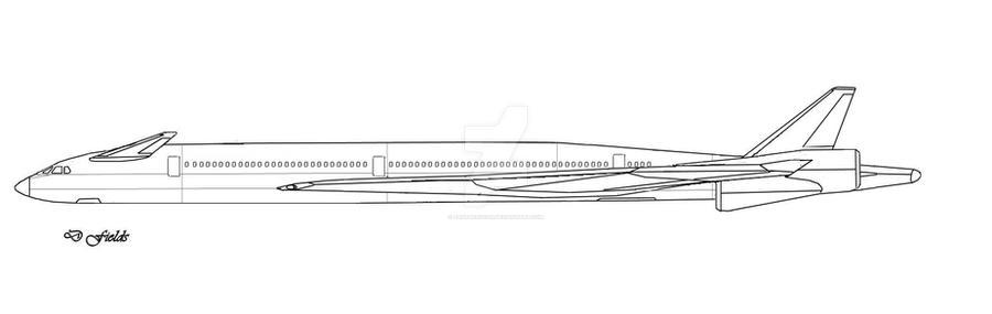Boeing Sonic Cruiser