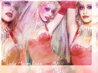 Lady Marmalade by thewakeofsaturday