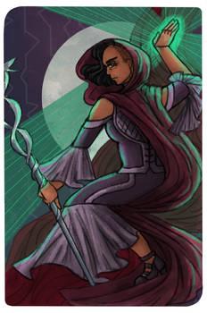 Dragon Age: Herald Of Andraste Companion Card