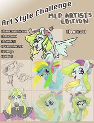 Art Style challenge [MLP artist edition]