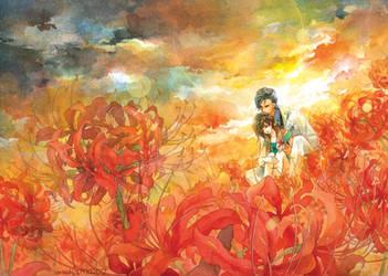 Higanbana by cantieuhy