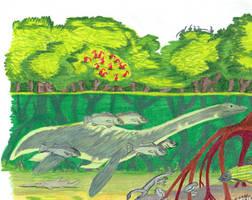 PWW: Mangrove Detail 2 by Fireplume