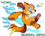 Buizel's Day!