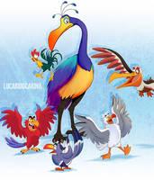Disney Birds