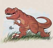Jolly T-Rex