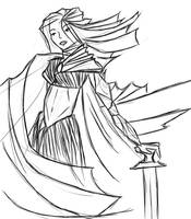Alessia, Lady Knight by PheonixKarr