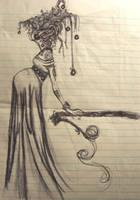 Ballpoint Sketch by PheonixKarr