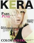 KERA America Magazine Design