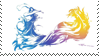 Final Fantasy X Stamp by JackdawStamps