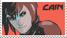 Starfighter Cain Stamp by JackdawStamps