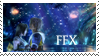 FFX Tidus + Yuna Stamp by JackdawStamps