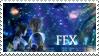 FFX Tidus + Yuna Stamp by JackdawStamps