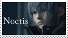 Noctis Lucis Caelum Stamp by JackdawStamps