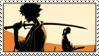 Samurai Champloo Stamp 2 by JackdawStamps