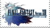 Final Fantasy Vs XIII Stamp by JackdawStamps