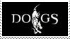 DOGS Bullets and Carnage Stamp by JackdawStamps