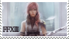 FFXIII Lightning Stamp by JackdawStamps