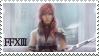 FFXIII Lightning Stamp by JackdawStamps